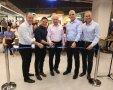 חברת רפאל חנכה מרכז מחקר ופיתוח ראשון בנגב